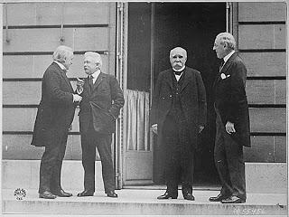1919 Treaty of Versailles