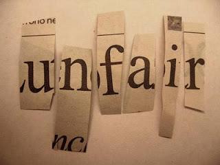 Why does life seem so unfair?