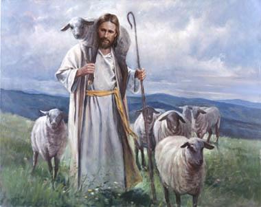 Jesus Christ Our Great Shepherd