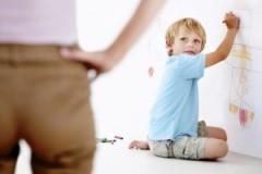 Misbehaving Child