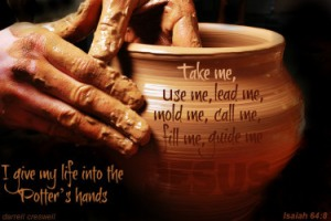 Jesus is the Master Potter