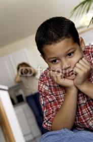 Punishing Child for Misbehaving