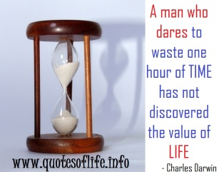 The Value of Time Quote