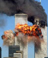 World Trade Center 9-11-2001