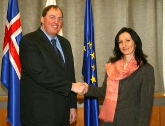 Ambassador to Iceland