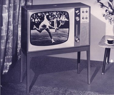 Black and White Tv