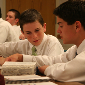 Teaching the gospel of Jesus Christ