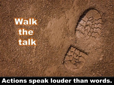 Walk the Talk