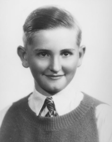 Young Thomas S. Monson