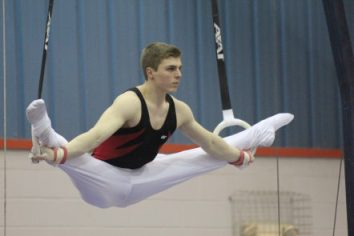 A.J. Beal Mormon Gymnast