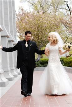 David and Valerie Osmond