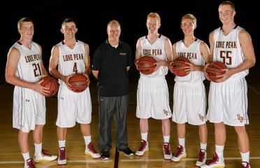 Lone Peak High School Basketball Team