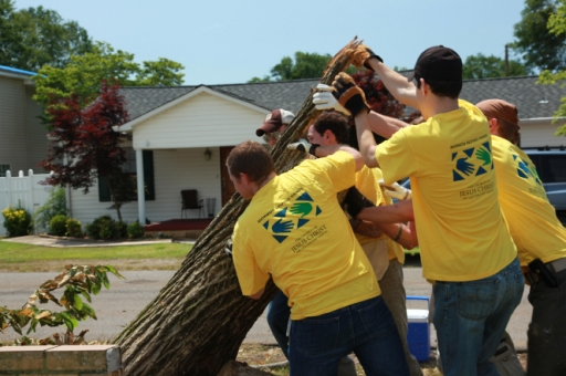 Mormon Helping Hands Alabama