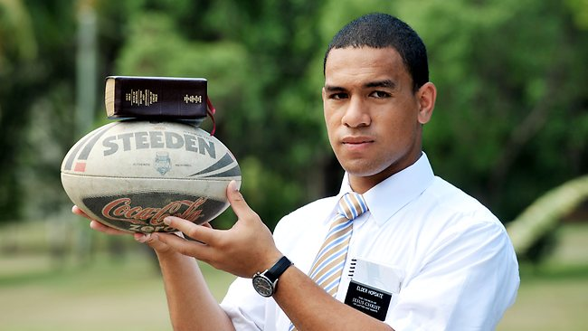 Will Hopate Mormon Missionary