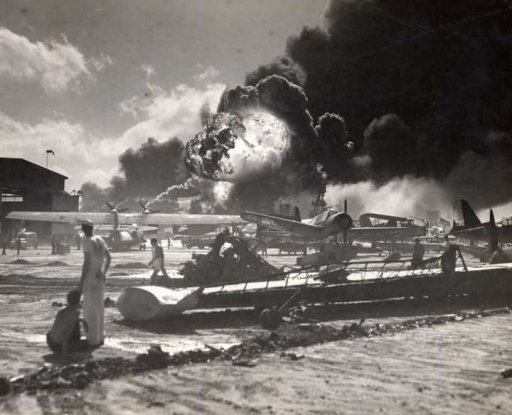 7 December 1941 Pearl Harbor, Hawaii