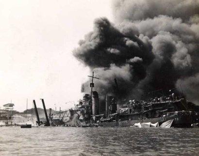 7 December 1941 Pear Harbor, Hawaii