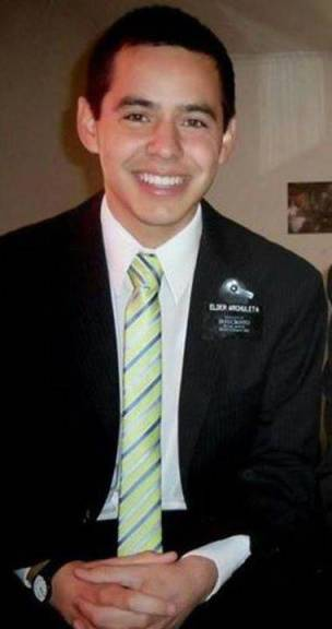 Elder David James Archuleta - November 2013