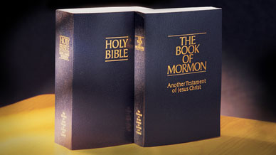 King James Bible and Book of Mormon