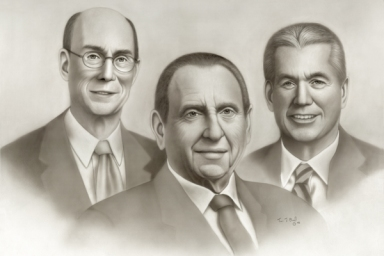 LDS First Presidency