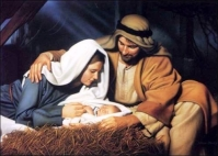 The Birth of Christ Mormon