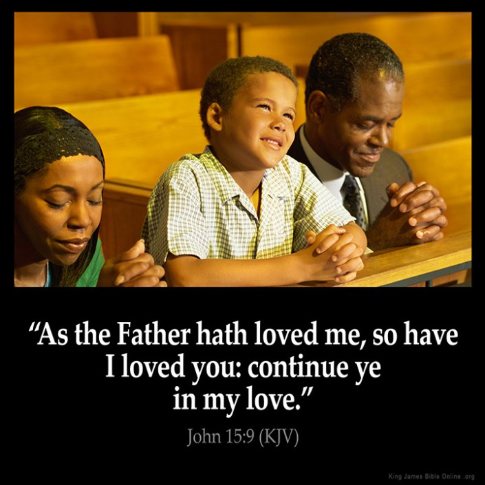 Continue in His LOve