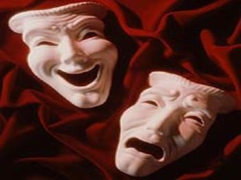 Masks of the hypocrite