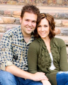 Nathan Osmond and Wife