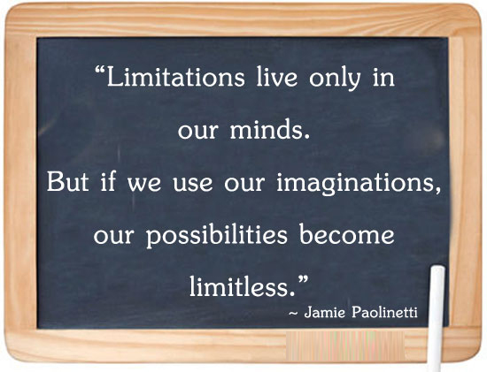 Possibilities Become Limitless