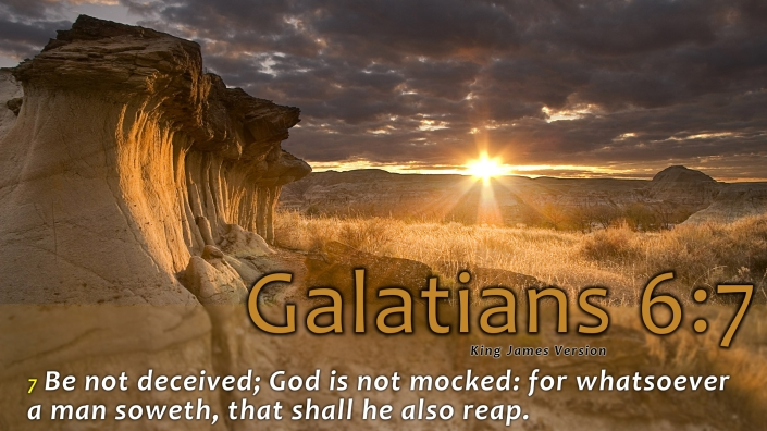 God is Not Mocked?