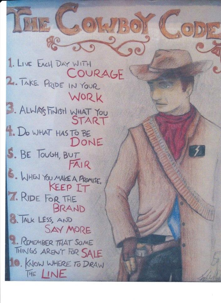 The Cowboy Code