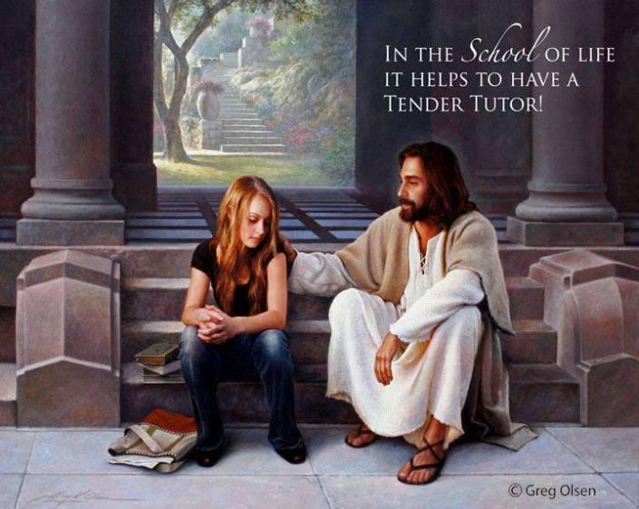 Tender Tutor in the School of Life