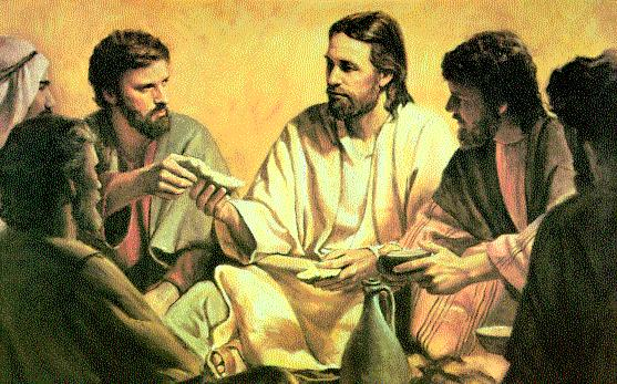 Mormon Last Supper