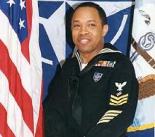Keith Lionel Brown - United States Navy