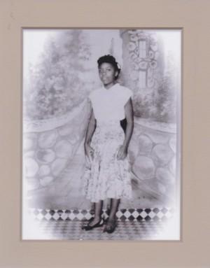 Frances Mae Harmon Brown