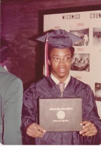 Keith Lionel Brown Graduation Day