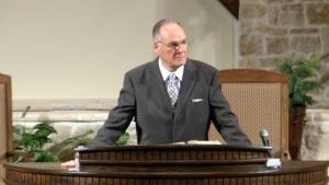 Baptist Pastor