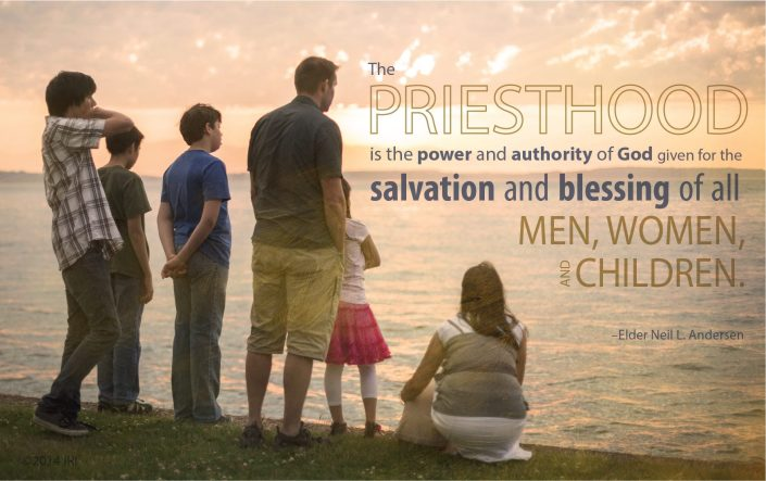 The Power of the Priesthood