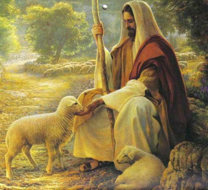 Jesus Christ - The Good Shepherd