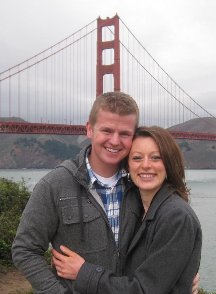 Seth Adam Smith and Wife