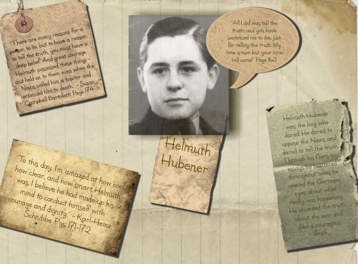 Helmuth Hubener -The Boy Who Dared
