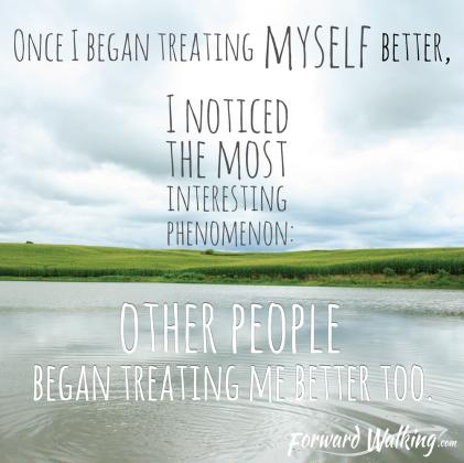 Treat Myself Better