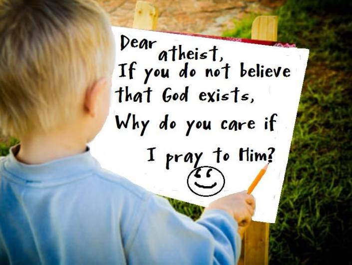 Question for Atheist