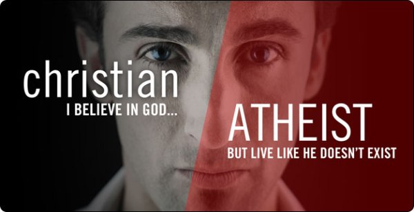 Christian vs Atheist