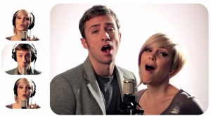 Peter and Evynne Hollens